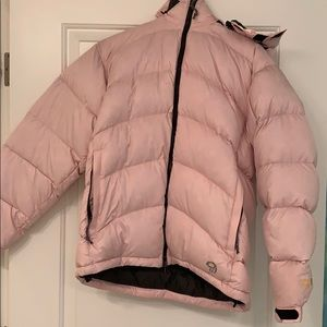 Mountain Hard Wear down jacket